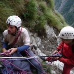 rock climbing lessons for beginners