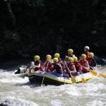 river rafting in Transilvania