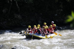 Wildwater Rafting in Carpathians from Bucharest