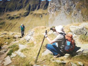 A Hike in Fagaras Mnt