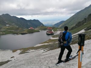 20 iunie 2020 - La ski la Balea Lac