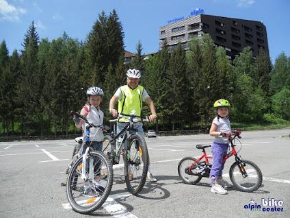 Alpin Bike Academy - lectii pe 2 roti pentru copii