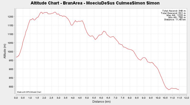 BranArea - MoeciuDeSus CulmeaSimon Simon