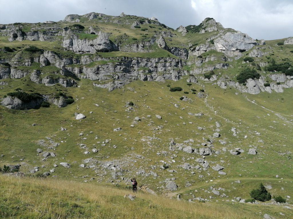 Drumetie Bucegi - Cascada Doamnei Saua Strunga