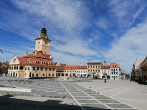 The Medieval Town of Brasov is waiting for visitors