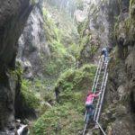 Piatra Mare Mountain - 7 ladders