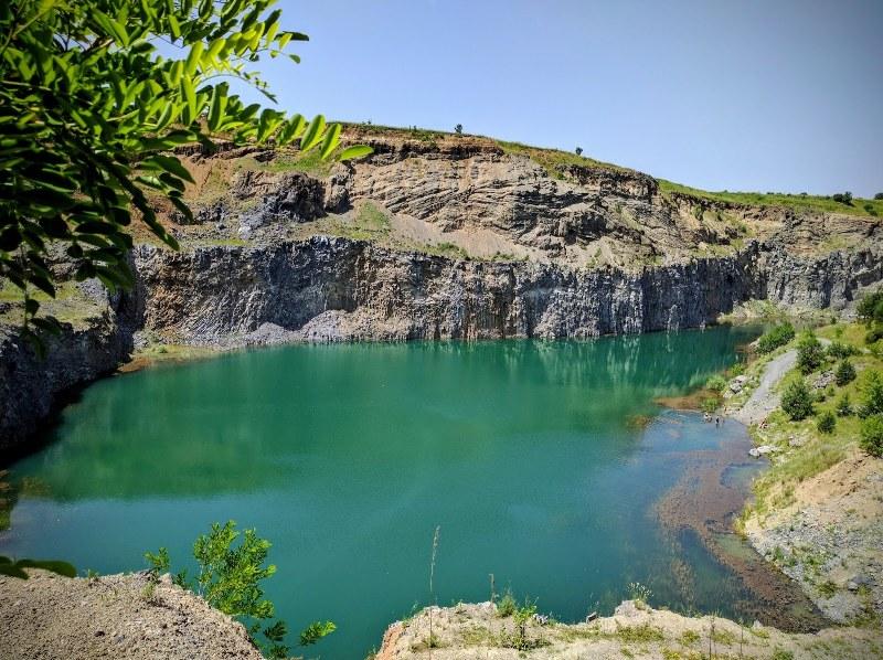 Racos - Lacul de Smarald