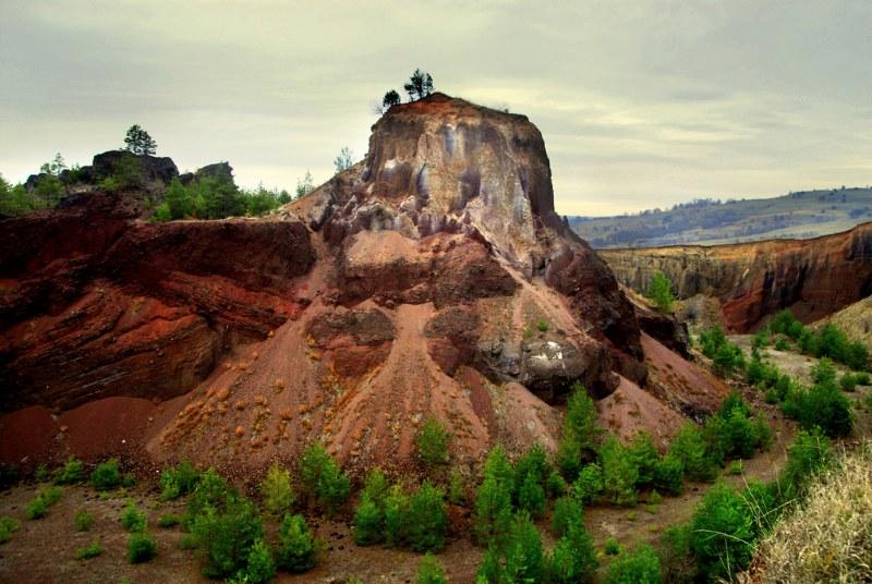Racos - Vulcanul stins