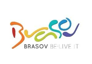 Brasov Logo: Brasov - Be Live It