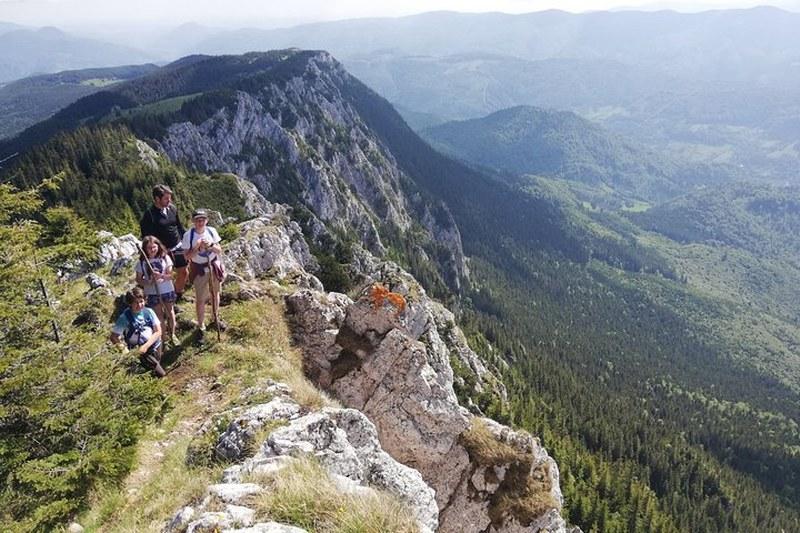 Drumetie Piatra Craiului, Day Hike