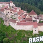 The peasant fortress of Rasnov